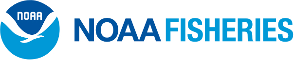 NOAA Fisheries Home Mobile Logo