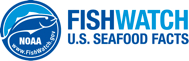 Fish Watch. U.S. Seafood Facts Logo